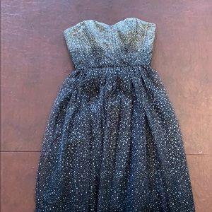 Bcbgmaxazira Tulle dress